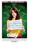 Easy A film poster