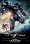 Pacific Rim film poster
