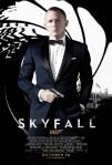 Skyfall film poster