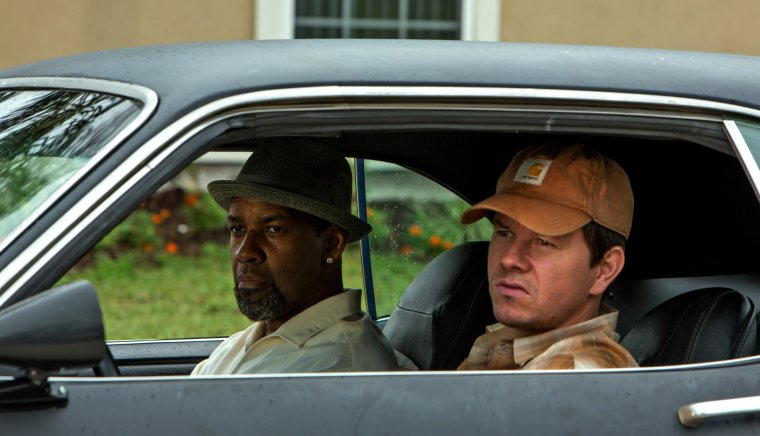 Denzel and Wahlberg buddy up in 2 Guns.