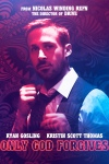 Only God Forgives film poster