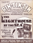 The Lighthouse by the Sea film poster
