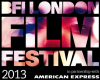BFI London Film Festival 2013