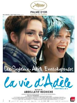 La Vie d'Adèle: Chapitres 1 & 2 (Blue Is the Warmest Colour) (Abdellatif Kechiche, 2013)