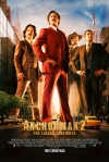 Anchorman 2: The Legend Continues film poster