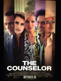 The Counselor (aka The Counsellor) (Ridley Scott, 2013)