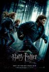 Harry Potter and the Deathly Hallows Part 1 film poster
