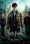 Harry Potter and the Deathly Hallows Part 2 film poster