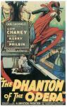 The Phantom of the Opera film poster