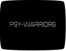 Psy-Warriors (Alan Clarke, 1981)