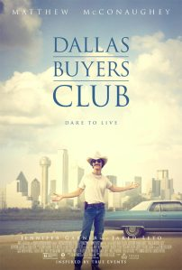 Dallas Buyers Club (Jean-Marc Vallée, 2013)