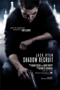 Jack Ryan: Shadow Recruit (Kenneth Branagh, 2014)