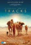 Tracks film poster