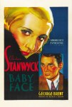 Baby Face film poster