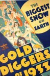 Gold Diggers of 1933 film poster