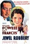 Jewel Robbery film poster