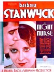 Night Nurse film poster