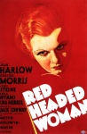 Red-Headed Woman film poster