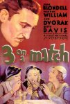 Three on a Match film poster
