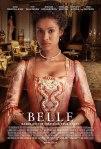 Belle film poster