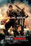 Edge of Tomorrow film poster