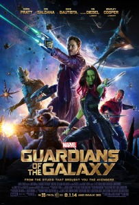Guardians of the Galaxy (James Gunn, 2014)