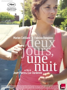 Deux jours, une nuit (Two Days, One Night) (Luc/Jean-Pierre Dardenne, 2014)
