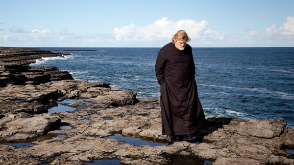Deep in thought about places 11-30 on my list. ('Calvary')