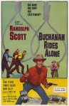 Buchanan Rides Alone film poster