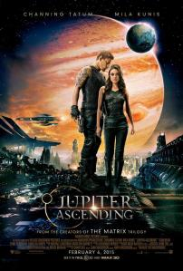 Jupiter Ascending (Andy/Lana Wachowski, 2015)