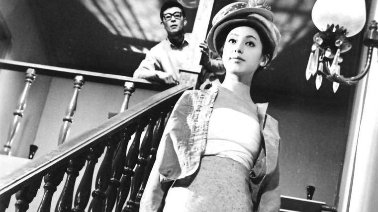 Kawachi Karumen (Carmen from Kawachi, 1966)