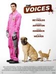 The Voices film poster