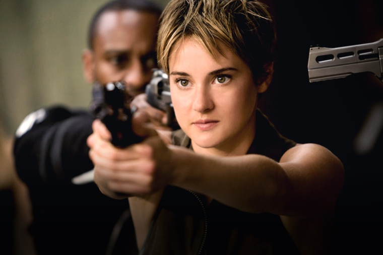 Insurgent (aka The Divergent Series: Insurgent, 2015)