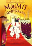 Moomins on the Riviera film poster