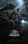 Jurassic World film poster