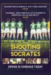 Shooting for Socrates film poster