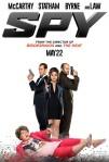 Spy film poster
