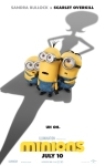 Minions film poster