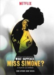 What Happened, Miss Simone? film poster