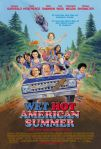 Wet Hot American Summer film poster
