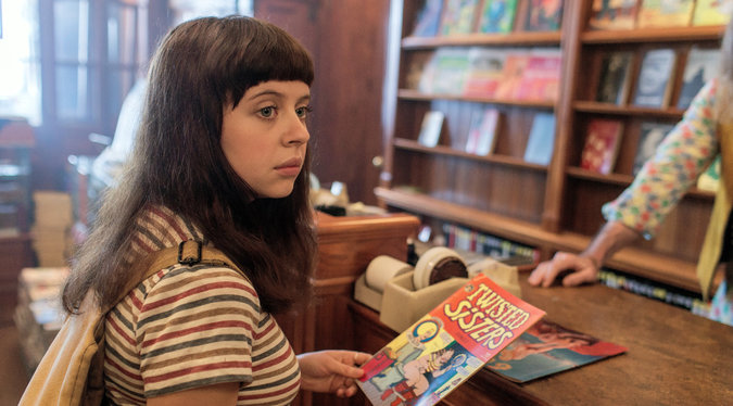Bel Powley stars in 'The Diary of a Teenage Girl'