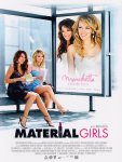 Material Girls film poster