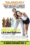 Bend It Like Beckham film poster