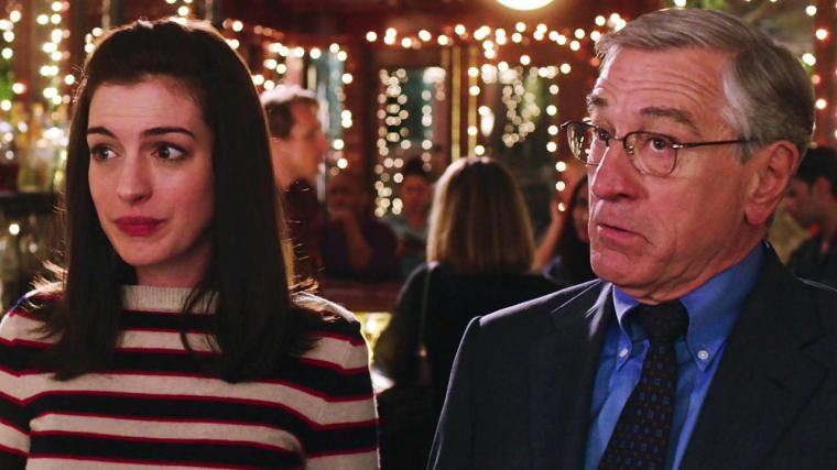Anne Hathaway and Robert DeNiro star in 'The Intern'