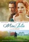 Miss Julie film poster