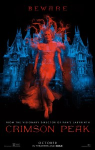 Crimson Peak (Guillermo del Toro, 2015)