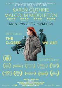 The Closer We Get (Karen Guthrie, 2015)