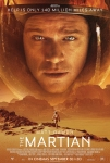 The Martian film poster