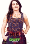 The Duff film poster