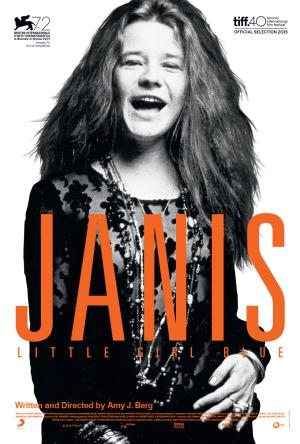 Janis: Little Girl Blue (Amy J. Berg, 2015)